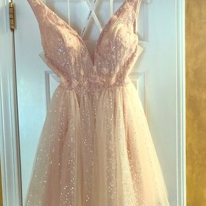 Prom dress-short
